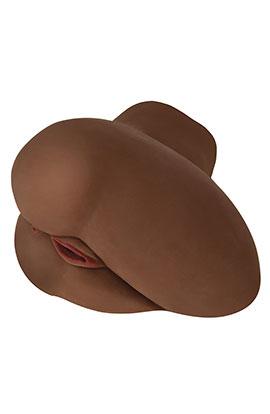 Mistress Jada Sidesaddle Butt Chocolate