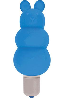 Excite - Azure, Silicone Vibrator.