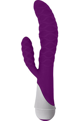 Ivy - Violet, Powerful Rabbit Vibrator